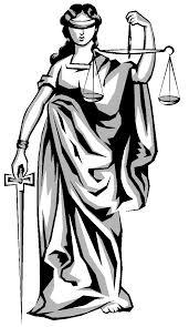 justice balance tattoo image