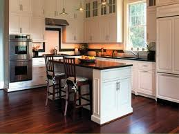 modern kitchens with wood floors perfect home design
