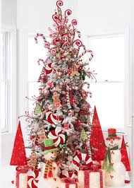 candy christmas tree dazzling design inspiration peppermint christmas tree decorations