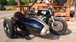 honda 900 cb 900 sidecar rocketgarage cafe racer magazine