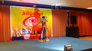 tamil welcome speech by amrutha youtube