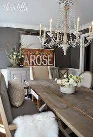 Dining Room Modern Best 25 Modern Farmhouse Table Ideas On Pinterest Dining Room