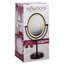 conair lighted vanity mirror amazing of oil rubbed bronze vanity mirror conair illuminated vanity