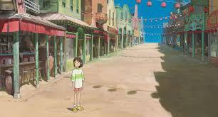 ogino chihiro spirited away studio ghibli movies walldevil