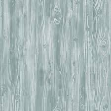 woodgrain textured pewter removable wallpaper by tempaper