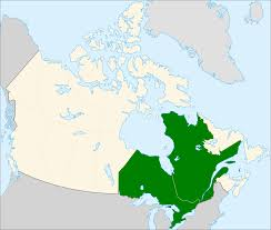 Map Of Canada And Alaska by Central Canada Wikipedia