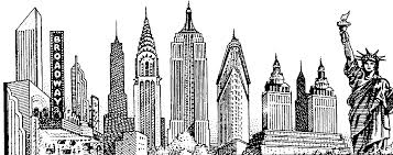 skyline drawing free download clip art free clip art on