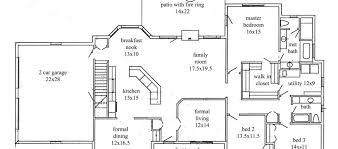Ranch Open Floor Plan 100 Open Floor Plans Ranch 100 Eplans Ranch Sensational