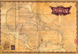 Map Curacao Hooked On Pirates A Sid Meier U0027s Pirates Fansite