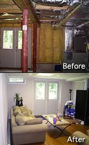 greater duluth basement remodeling contractor basement finishing