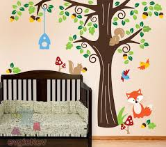 Nursery Wall Decorations Removable Stickers 51 Best Animal Adventure Wall Stickers Images On Pinterest Child
