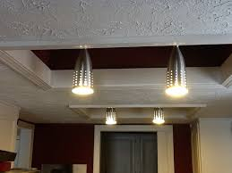 changing recessed light to chandelier kitchen replace fluorescent light bulb in kitchen with replace