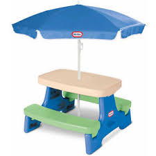 little tikes bench table little tikes picnic table ebay