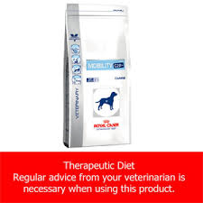 royal canin vet diet canine mobility dog food c2p 12kg pets at home