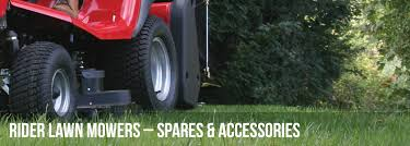 spare parts and accessories u2013 rider mowers