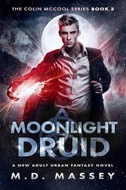moonlight druid author md massey