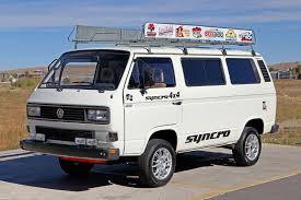 volkswagen westfalia syncro 11988 volkswagen caravelle vanagon syncro glen shelly auto