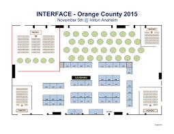 100 anaheim convention center floor plan anaheim travel
