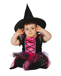 naughty witch costume toddlers for your sweet brat on halloween