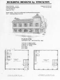 commercial building plans and designs