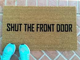 funny doormats u2014 funny welcome mats