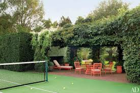 an inside look at the hamptons most gorgeous homes tennis david