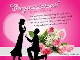 wedding congratulations message wedding wishes messages and wedding day wishes wordings and messages