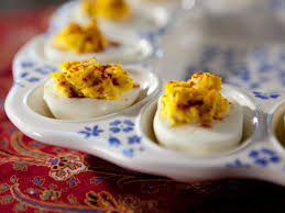 small deviled egg plate deviled eggs recipe trisha yearwood food network