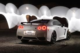 Nissan Gtr Back - vilner gives nissan gt r dragon power autoevolution