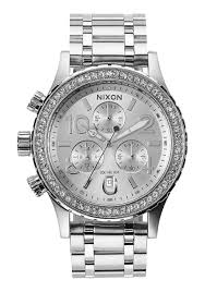 Silver Accessories 38 20 Chrono Women U0027s Watches Nixon Watches And Premium Accessories