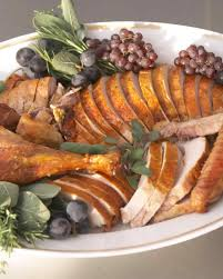 things to eat on thanksgiving how to carve a turkey martha stewart