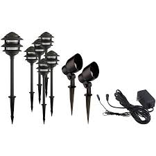 better homes and gardens homes better homes and gardens fayser 8 piece outdoor quickfit led