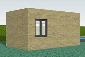 soubassement bois kit kit complet d u0027extension ossature bois