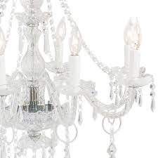 Tadpoles 3 Light Mini Chandelier by Bcp Crystal Chandelier 8 Lights Pendant Glass Ceiling Lamp Center