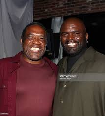 martini giant lawrence taylor celebrity gold challenge photos and images getty