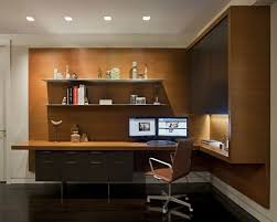 elegant exciting modern home office design and interior design on