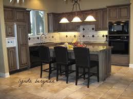 Special Kitchen Cabinets Lynda Bergman Decorative Artisan Painting Stephanie U0027s Kitchen
