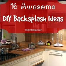 creative backsplash ideas for kitchens creative backsplash ideas for kitchens inexpensive easy ideas