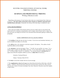 Ms Word Business Letter Template Employment Letter Of Intent Sop Proposal