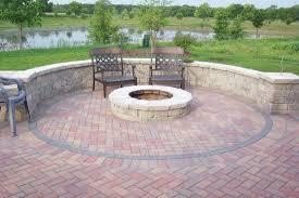 Concrete Patio Ideas Backyard by Outdoor Concrete Patio Ideas Next To Brick Images Brown