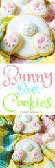 Easter Bunny Decorations Sale by Bunny Bum Cookies Recipe Easter Bunny And Decorating