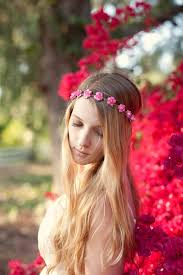 flower headbands a statement with a flower headband aelida