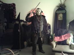 Halloween Mask Jason by Jason Voorhees Halloween 2013 Album On Imgur