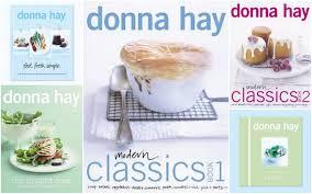 donna hay cookbooks novel meals