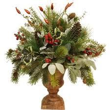 outdoor floral urn filler wayfair