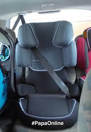siege auto cybex solution test papa a testé pour vous le siège solution x2 fix