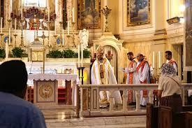 new liturgical movement coptic catholic liturgy in new york city