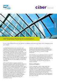 sap bpc brochure web