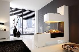 modern electric fireplaces contemporary electric fireplace inserts