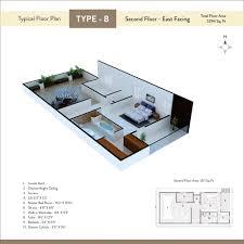 Second Empire Floor Plans Floor Plan Kkk Empire Homes Pvt Ltd The Address At Omr